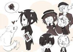Black Butler Kuroshitsuji