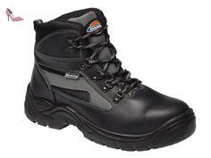 Dickies Severn, Bottes Chelsea - Noir - noir, 43 EU (9 UK) - Chaussures dickies (*Partner-Link)