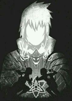 Awesome Sasuke and Naruto art Naruto Uzumaki, Anime Naruto, Manga Anime, Boruto, Naruto Fan Art, Fanarts Anime, Itachi, Sasuke Shippuden, Tatoo Naruto