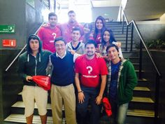 ¡Bienvenidos, alumnos de Concepción!