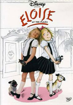 love this movie my mom says i am like her cause i am always getting into trouble like Eloise