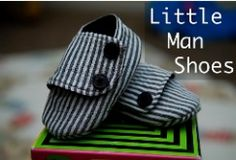 baby shoes pattern - DIY baby shoes'