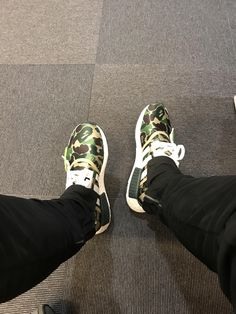 Another undsing at the office. Wear ur kicks
