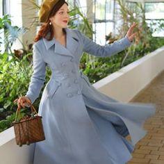 Maxi wool coat Hooded swing coat gray coat women coat | Etsy Hooded Wool Coat, Red Wool Coat, Silk Coat, Long Wool Coat, Gray Coat, Black Wool, Winter Coats Women, Coats For Women, Winter Wedding Coat
