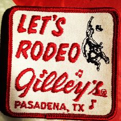 Rode the bull Baby!