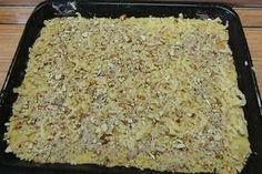 Jak upéct koláč z bramborového těsta   recept