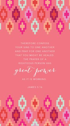 New week, new verse, new wallpaper // Weekly Truth from Elle and Company