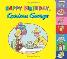 Happy Birthday, Curious George! Curious George BRDBK