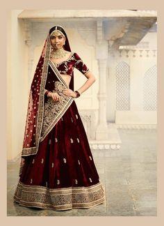 46 Ideas for sabyasachi bridal lehenga red colour Sabyasachi Lehenga Bridal, Indian Bridal Lehenga, Bridal Lehenga Choli, Pakistani Bridal, Anarkali, Red Lehenga, Lehanga Bridal, Rajasthani Lehenga, Rajasthani Bride