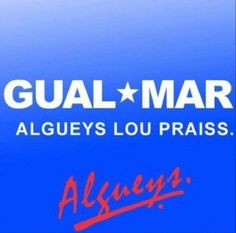 Necesitas ir al GualMar?