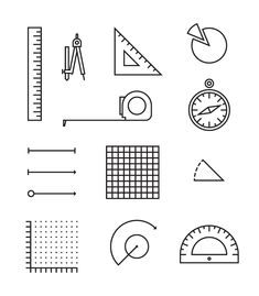 EVOLVE possible symbols inspiration  Mathematics Pictograms