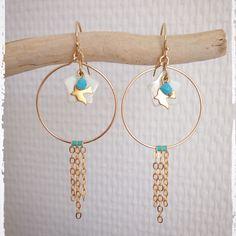 Ma création en golf filled étoile nacrée et perles miyuki a retrouver sur http://www.alittlemarket.com/boutique/unebrindillenor-2024879.html