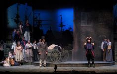 Scenic and Lighting Design - Les Miserables