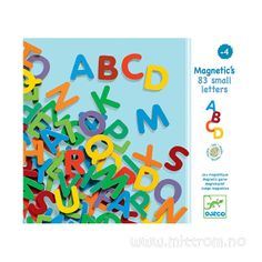 Magnetics - Small letters