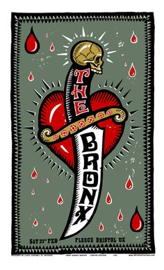 GigPosters.com - Bronx, The