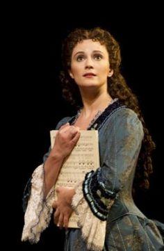 Christine in The Phantom of the Opera!!!