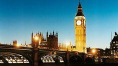London, Paris & Amsterdam