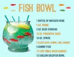 Fish Bowls!!
