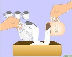 Perlen aus Wasser und Mehl herstellen – wikiHow