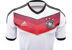 adidas Germany Home Jersey - 2014...At SoccerPro now!