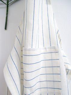 Striped Apron @ The New Domestic