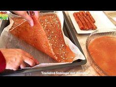 TAM MEVSİMİYKEN YAPIN YAPIN DOLABA ATIN ✅ NİŞASTA ve UN YOK ❌ SAĞLIKLI ATIŞTIRMALIK AYVA PESTİLİ 💯 - YouTube Deserts, Food And Drink, Granola, Ethnic Recipes, Kitchen, Youtube, Kitchens, Cooking, Postres