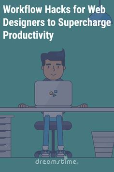 10 Workflow Hacks for Web Designers to Supercharge Productivity - Dreamstime Graphic Design Tips, Ux Design, Hack Web, Productivity, Articles, Clip Art, Hacks, Messages, Cute Ideas