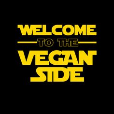 Welcome To The Vegan Side - NeatoShop