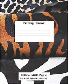 Fishing Journal: Ricky Lee: 9781695585683: Amazon.com: Books