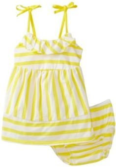Amazon.com: Roxy Kids Baby-girls Infant Just Peachy Knit Dress: Clothing