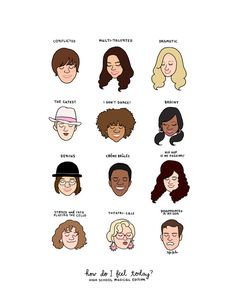 this is so cute. who doesn't like high school musical?