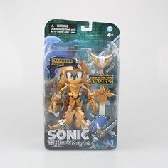 Anime Excalibur Sonic and the Black Knight 1/9 scale painted PVC Action Figure Collectible Model Toy 12-14cm KT2179