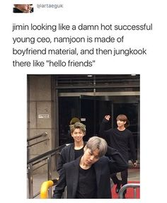 Jimin: Yes. Namjoon: Don't look at me with anything else but star eyes. Jungkook: Keep looking at me. I am Jeon Jungkook. Yes, I am the maknae. The Golden Maknae. Bts Namjoon, Bts Bangtan Boy, Bts Jimin, Taehyung, K Pop, Bts Love, Kpop Memes, Comedy Memes, Les Bts