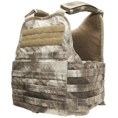 Modular Operator Plate Carrier Color: A-TACS