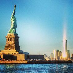Statue of Liberty: Even though this is really in New Jersey Not In New York