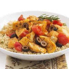 mediterranean chicken recipe | skillet chicken recipes