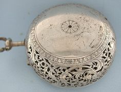 Bogoff Antique Pocket Watches Paliard Single Handed Alarm - Bogoff Antique Pocket Watch # 6473