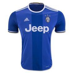 16-17 adidas Juventus Away Jersey
