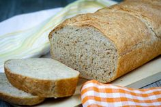 Hearth Wheat Bread | In The Kitchen With Honeyville
