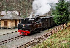 Steam Train, Romania