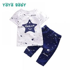 f3a2df4dfbb1 Boys Clothes Cotton Shirts Shorts 2pcs Kids Suits Casual Summer Children  Clothing Set Toddler Outfits