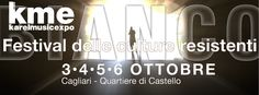 7° EDIZIONE KAREL MUSIC EXPO' : BIANCO – CAGLIARI – 3-4-5-6 OTTOBRE 2013