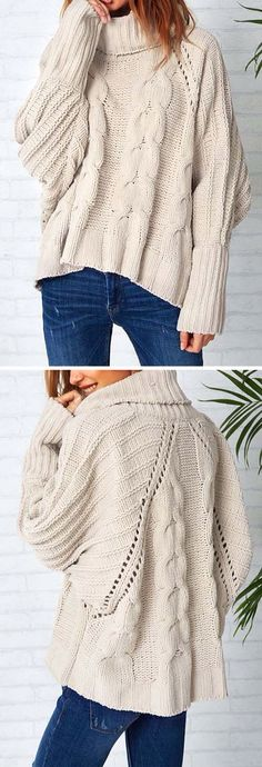 Cloud 9 Sweater – (Cupshe)