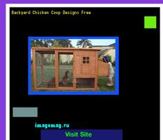 Backyard Chicken Coop Designs Free 124014 - The Best Image Search