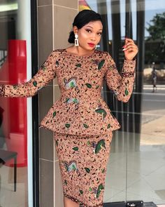 Latest Ankara Skirt and Blouse Styles 2019 Latest Ankara Skirt and Blouse Styles 2019 Source […] The post Latest Ankara Skirt and Blouse Styles 2019 appeared first on How To Be Trendy. African Fashion Ankara, Latest African Fashion Dresses, African Print Dresses, African Print Fashion, Africa Fashion, African Dress, African Wear, Lace Skirt And Blouse, Ankara Skirt And Blouse