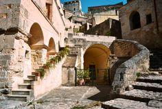 Sassi di Matera, Italy by Julius yls