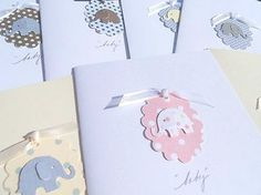 Baby Shower Cards  Welcome Baby Cards  Baby by suziescards on Etsy, $3.00