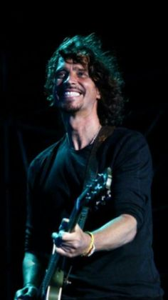 Happy man, Chris Cornell