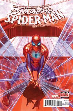 The Amazing Spider-Man #2 December 2015