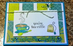 All My Love Crafts: Spring Coffee (and Tea!) Lovers Bloghop - Last One...